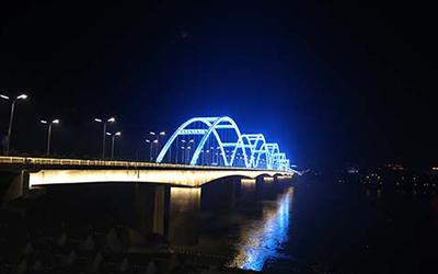 桥梁建筑照明的误区