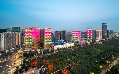 城市夜景照明的发展历程与趋势