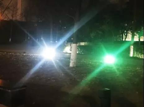 城市亮化工程设计也需预防和治理光污染
