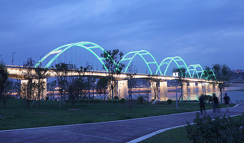 桥梁照明亮化工程应该怎么做?