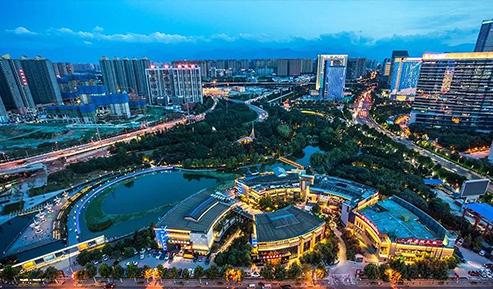 城市公园景观照明工程节能措施案例