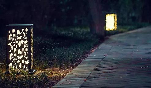 室外灯光照明设计、我的灯光你的眼光