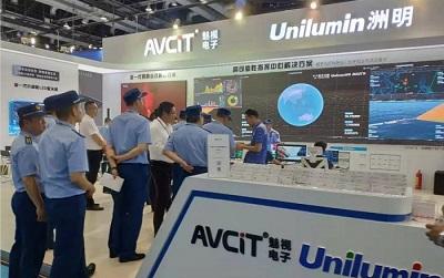 洲明携LED视显方案亮相第五届中国(北京)军博会