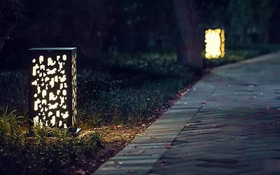 北京户外亮化工程系统-照明设备