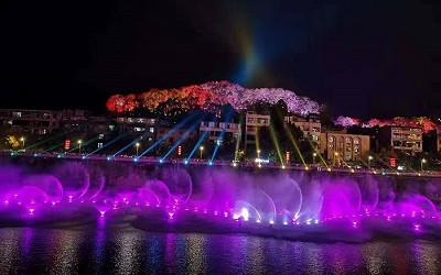 城市夜景灯光照明的未来
