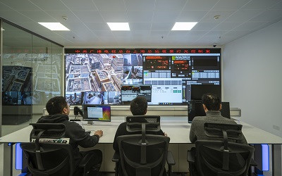智慧照明在城市中的应用