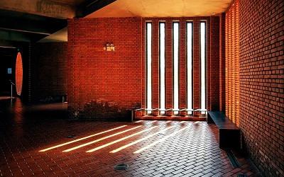 美术馆的夜景照明解析