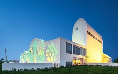 2020阿拉丁神灯奖优秀项目 — 西安国际少儿美术馆