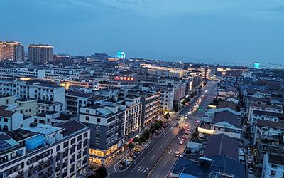 城市夜景照明的发展与方向