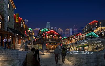 灯光设计提升文旅景区夜游竞争力