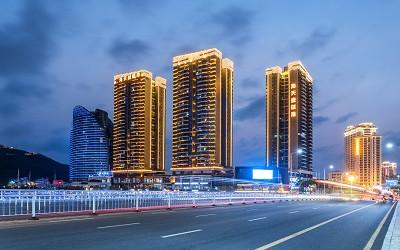 城市夜景亮化的谋篇布局