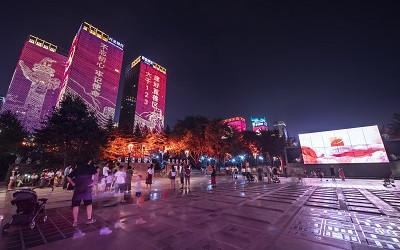 从颐和府夜景亮化设计看文旅夜景的打造