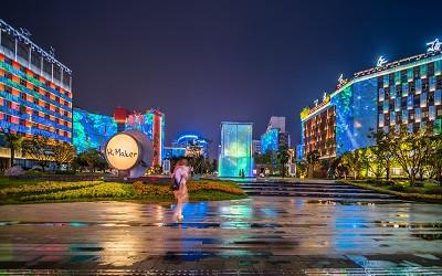 城市夜景亮化工程的目标是创造价值