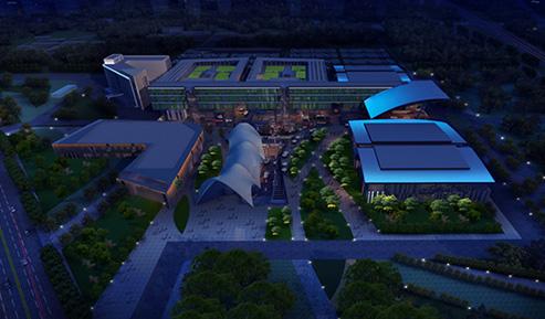 中关村军民融合产业园区亮化提升项目