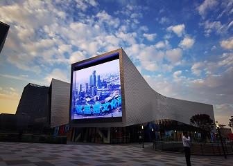 揭秘!上海国际电影节大荧屏的点亮之路